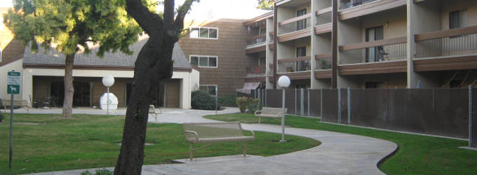 Santa Fe Plaza - Court Yard